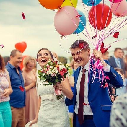 Максимальный пакет свадебной фотосъёмки