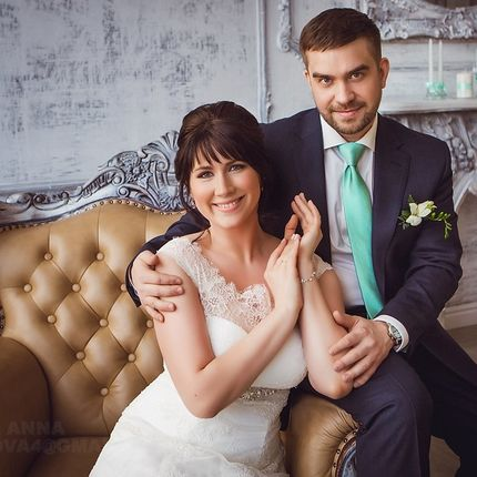 Пакет свадебной фотосъёмки Золотая середина