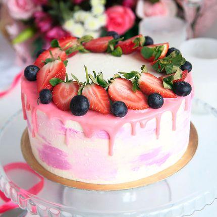 Свадебный торт на небольшую свадьбу, цена за 1,5 кг