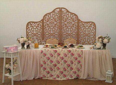 Свадебная ширма на свадьбу