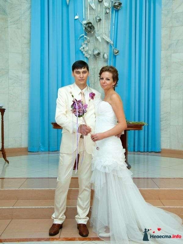 Ксения в платье MANGOUSTAN  от дизайнера Illi Tulle (Complicite) - фото 343210 Невеста01