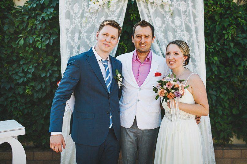Ведущий на свадьбу с диджеем