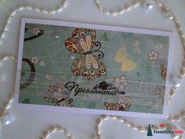 Фото 233882 в коллекции Мои фотографии - Студия свадебных приглашений ART-AMON