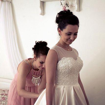 Профессиональная подружка невесты