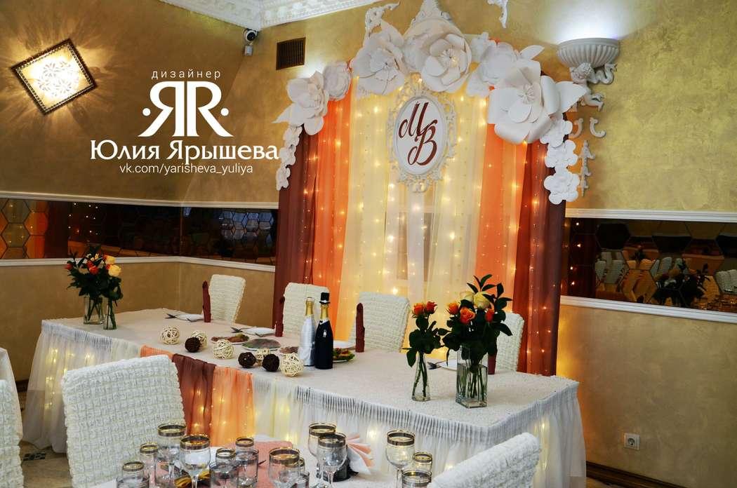Фото 14167506 в коллекции Яркая, веселая,красивая свадьба, как и сами молодожены! - Оформитель Юля Ярышева