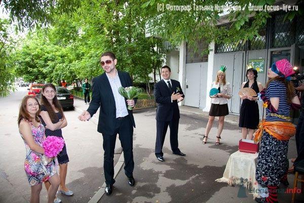 Фото 33546 в коллекции Свадьба Полины и Вадима - Свадебный фотограф Татьяна Кузнецова