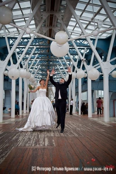 Фото 33552 в коллекции Свадьба Полины и Вадима - Свадебный фотограф Татьяна Кузнецова