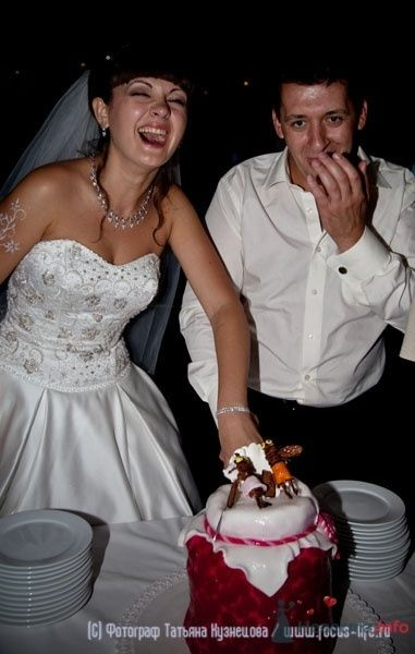 Фото 33560 в коллекции Свадьба Полины и Вадима - Свадебный фотограф Татьяна Кузнецова