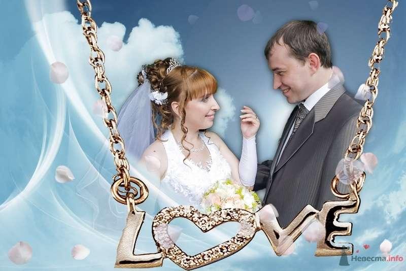 Фото 45053 в коллекции Свадебные коллажики - Маришка11981