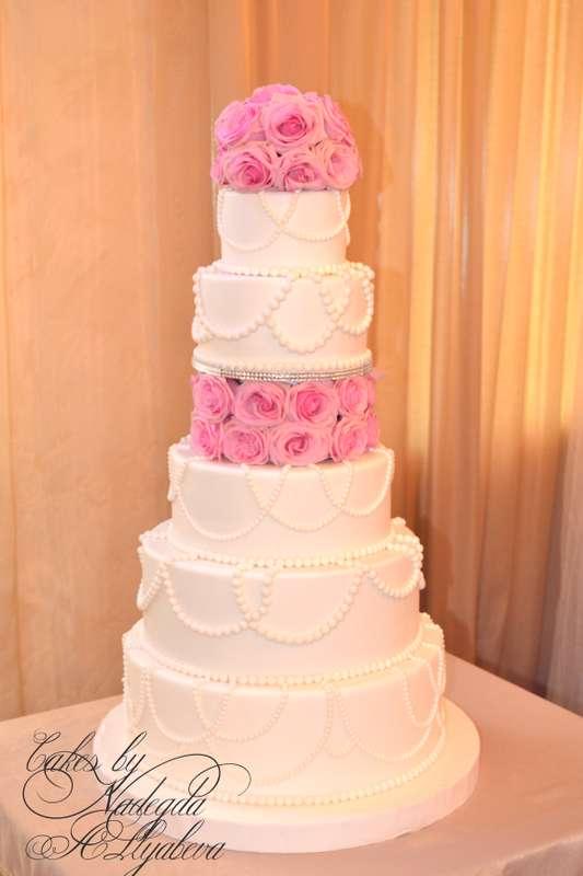 Опишите фотографию здесь - фото 1407661 Надежда Алябьева - свадебные торты