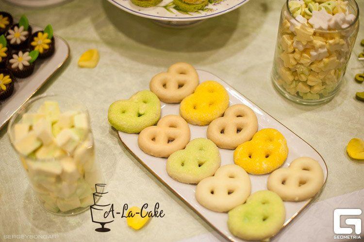 Кренделя в глазури - фото 1773363 Надежда Алябьева - свадебные торты