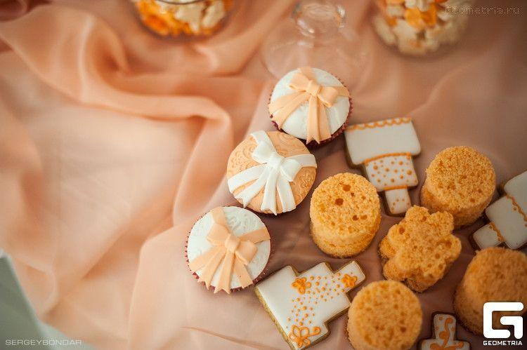 Кап кейки,открытые мини тортики - фото 1773403 Надежда Алябьева - свадебные торты