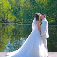 Олеся и Кирилл поженились 8 июня 2013