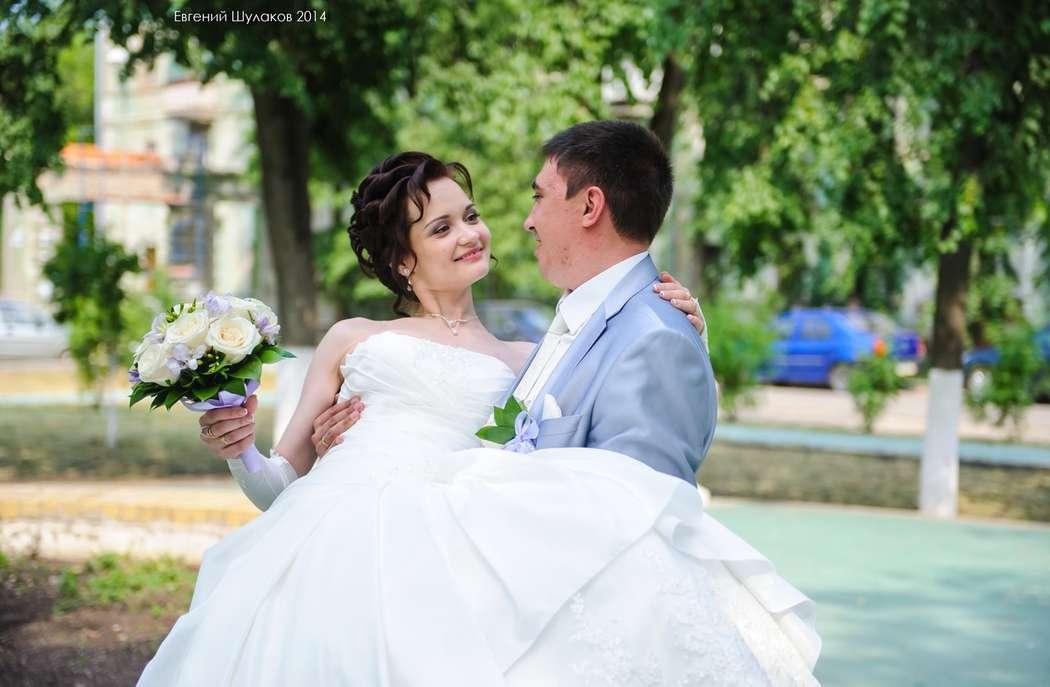 Юля и Андрей поженились 6 июня 2014 - фото 10821492 Хореограф Екатерина Копчинская