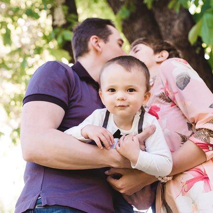 Семейная фотосессия 2 часа