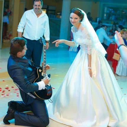 Проведение свадьбы + живая музыка
