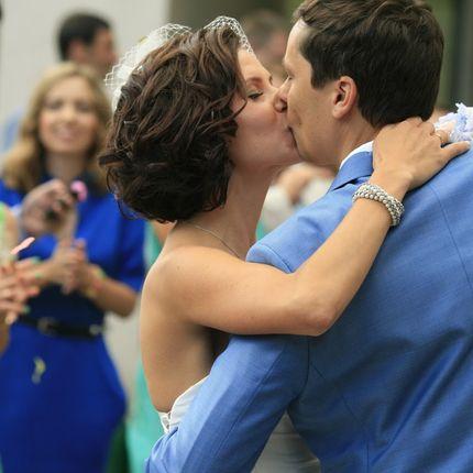 Профессиональная фотосъёмка свадьбы