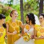 Апельсиновая свадьба Лены и Виталика