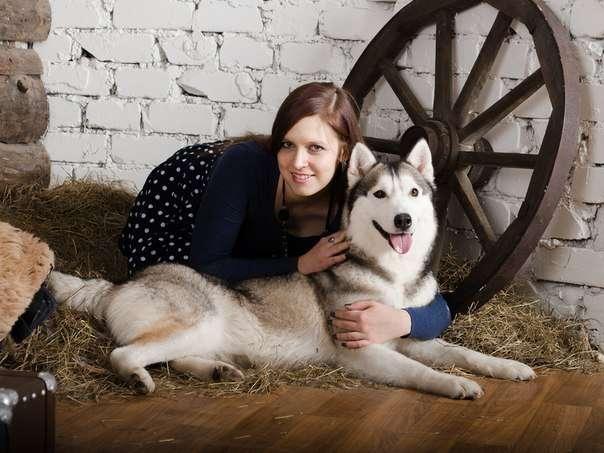Фото 5474697 в коллекции Фото сессия с собаками - Праздничное агенство Event Art