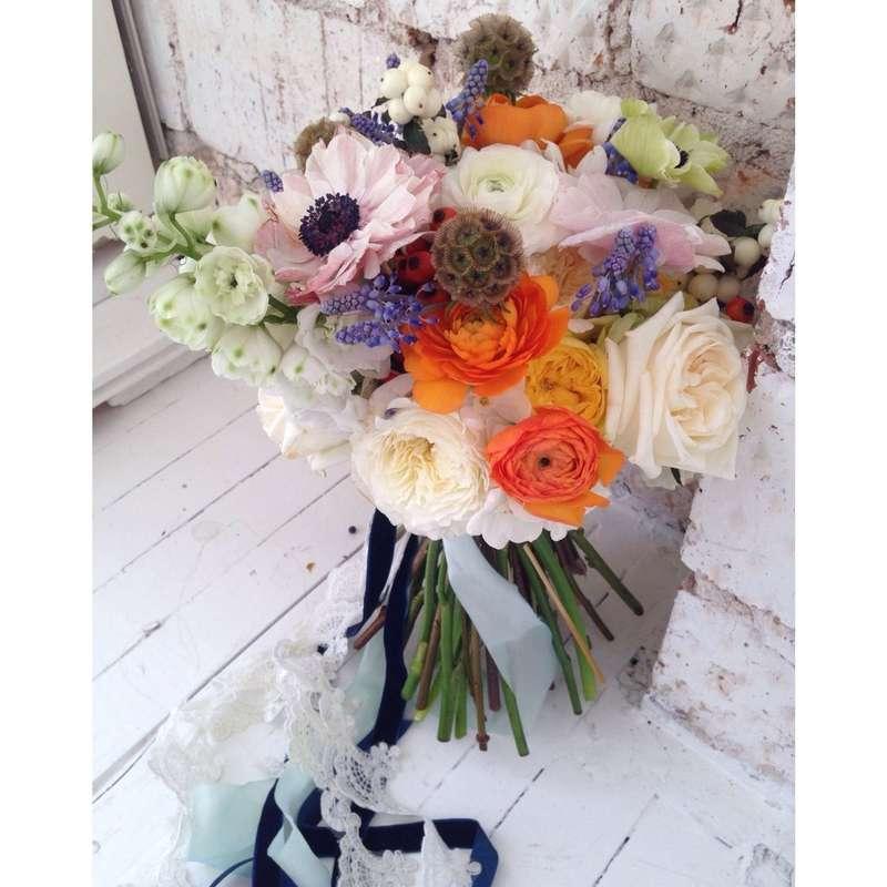 Фото 3747377 в коллекции Букеты невесты - Мастерская цветов и декора Shabby