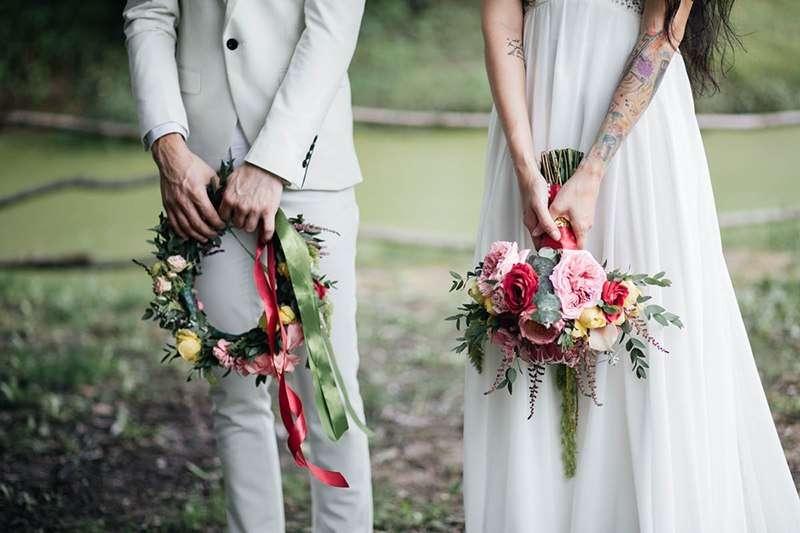 Фото 3747407 в коллекции Букеты невесты - Мастерская цветов и декора Shabby