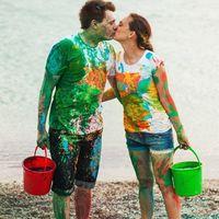 Денис и Евгения. Предсвадебное love-story