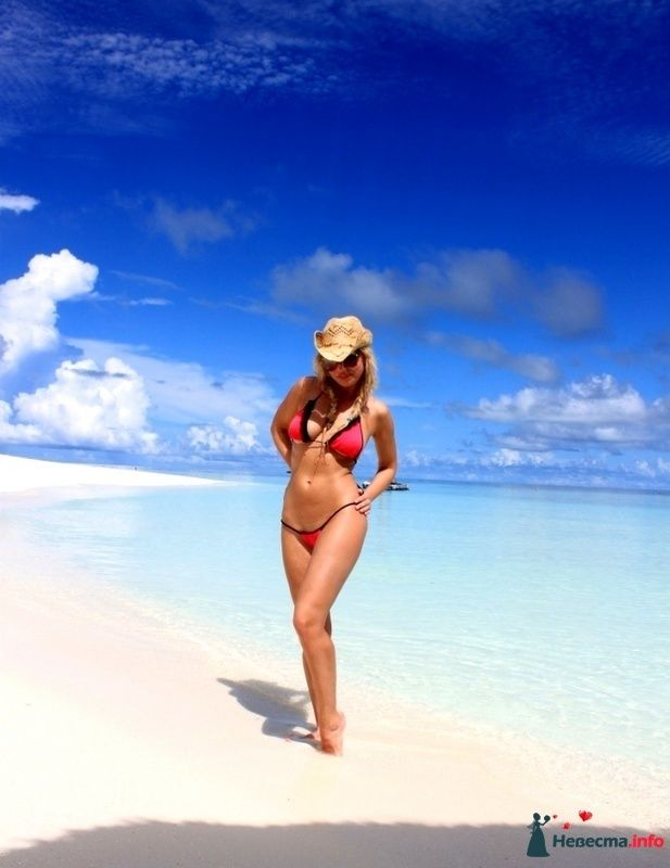 Фото 104390 в коллекции Мальдивы  -  идеальное место для медового месяца. - barbie