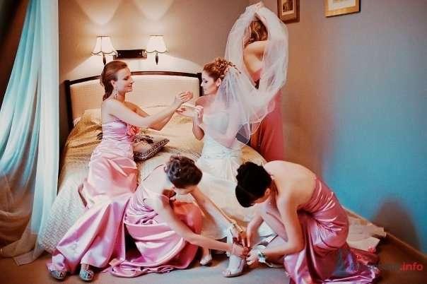 Утро невесты - фото 63857 Невеста01