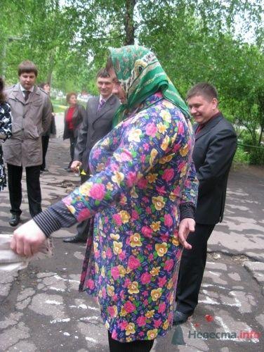 тетя Дуся)))))