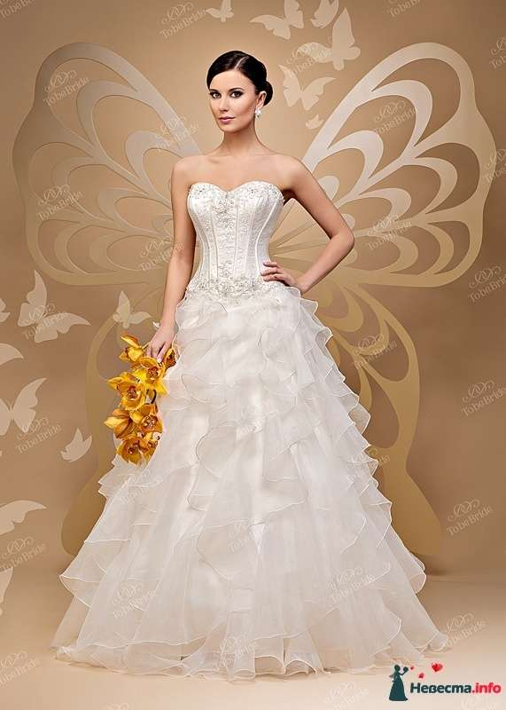 """Фото 444726 в коллекции Свадебные платья на заказ. - Свадебный салон """"Grace"""""""