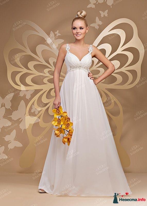 """Фото 444743 в коллекции Свадебные платья на заказ. - Свадебный салон """"Grace"""""""