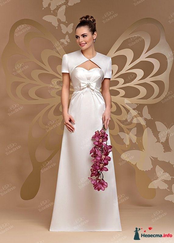 """Фото 444752 в коллекции Свадебные платья на заказ. - Свадебный салон """"Grace"""""""
