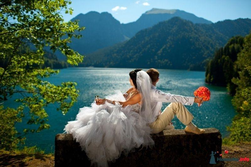 Свадебная фотосессия на Рице - фото 319690 Фотограф Николай Хорьков