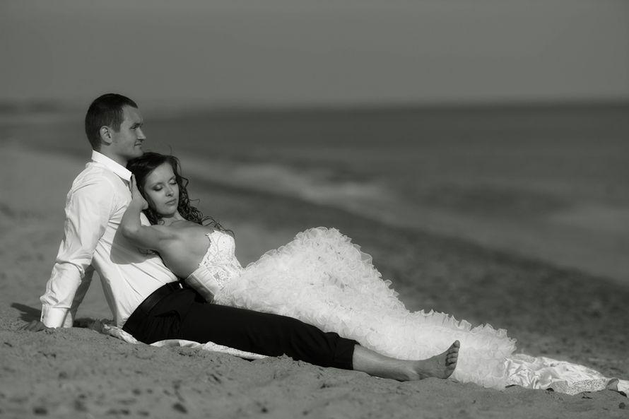 Фото 542962 в коллекции Морская свадебная фотосессия - Фотограф Николай Хорьков