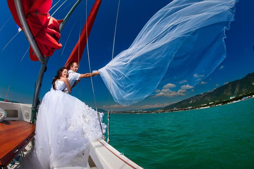 свадьба в стиле алые паруса фото поездки
