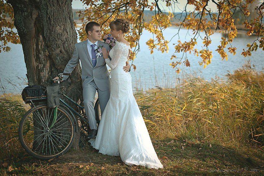 Фото 13117034 в коллекции Свадебное портфолио - Фотограф Денис Русинов