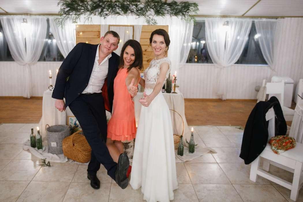 Фото 16523448 в коллекции Свадьба в стиле рустик. Нина и Егор Разумные - Екатерина Праздник - организатор и ведущая