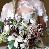 Красивый букет на свадьбу. Екатерина Праздник