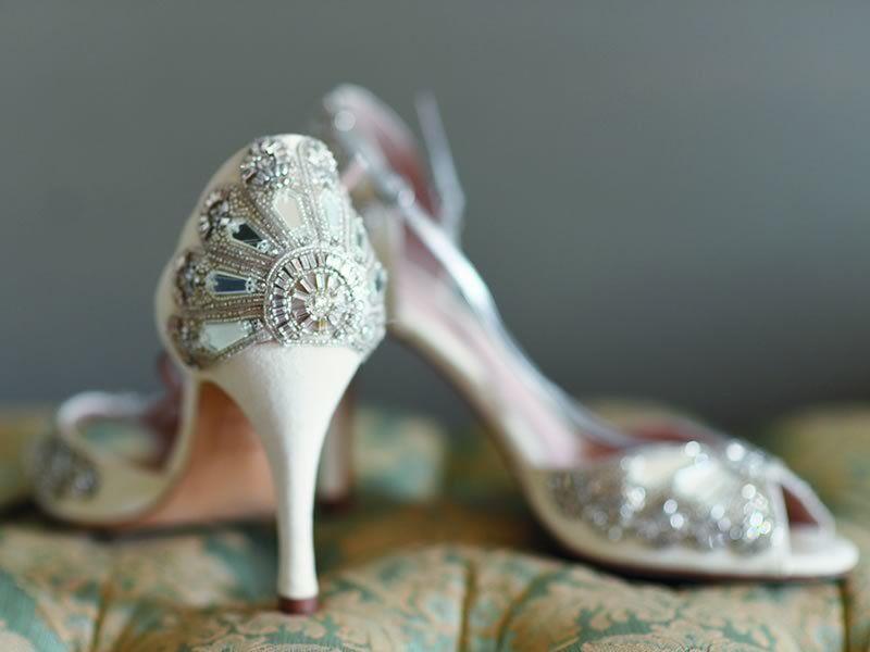 Туфли на свадьбу - фото 17255556 Екатерина Праздник - организатор и ведущая