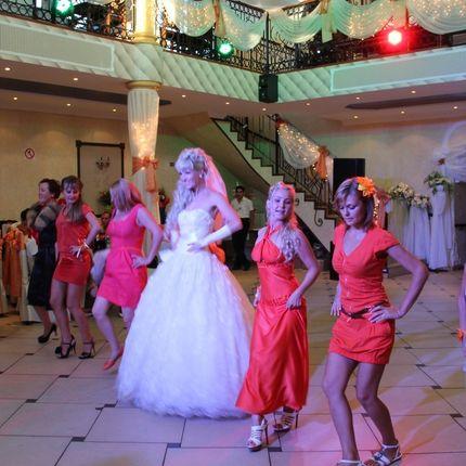 Танец с друзьями. Танец гостей на свадьбе
