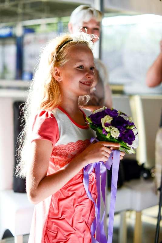Фото 5421349 в коллекции Свадьба Максима и Ани. Мелитополь 2014 - Фотограф Сергей Пропияло
