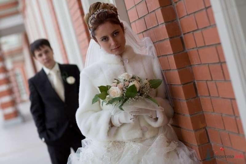 Фото 23412 в коллекции Мои Невесты - Визажист-стилист свадебного образа Лариса Костина