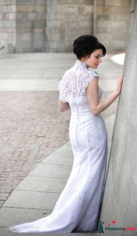 Фото 101977 в коллекции Мои Невесты - Визажист-стилист свадебного образа Лариса Костина