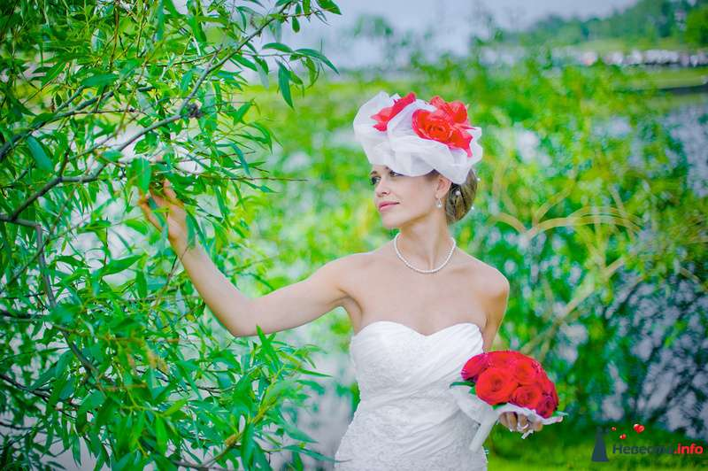 Свадебная фотосессия - фото 118753 Визажист-стилист свадебного образа Лариса Костина