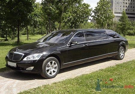 Mersedes W 221  Pullman - фото 2767 Vip Limousine - аренда авто
