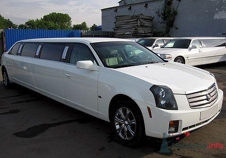 Cadillac CTS, 10 мест - фото 2789 Vip Limousine - аренда авто