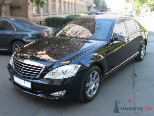 Mersedes W 221 - фото 2795 Vip Limousine - аренда авто