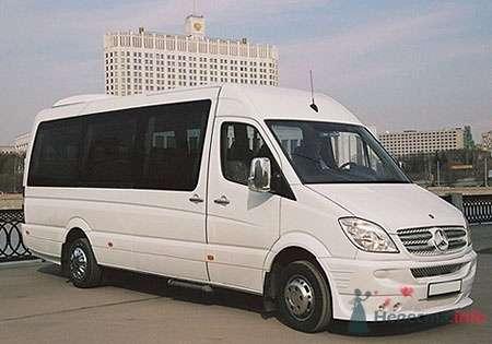 Mersedes Sprinter, 20 мест - фото 2802 Vip Limousine - аренда авто