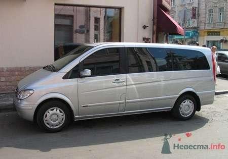 Mersedes Viana, 6 мест - фото 2804 Vip Limousine - аренда авто
