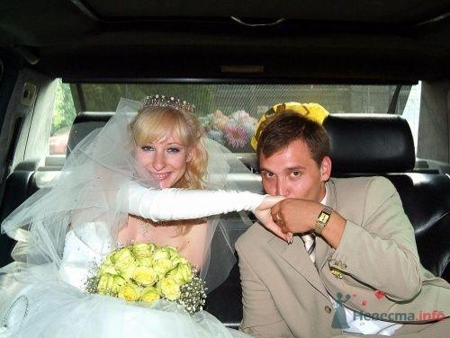 Фото 2632 в коллекции Свадьба - Авто-Премиум - прокат авто